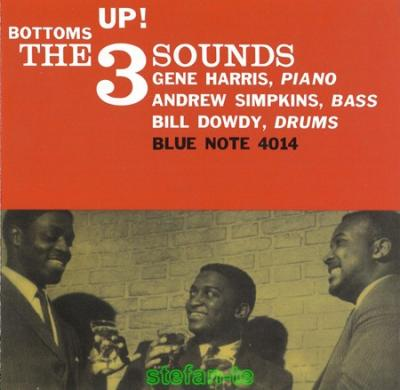 The Three Sounds - Bottoms Up! (1959) (2010) [FLAC HD