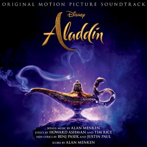 ZAYN & Zhavia Ward - A Whole New World (End Title) [From  Aladdin ] Single (2019)