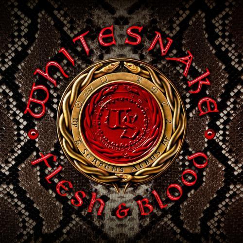 Whitesnake - Flesh & Blood (2019)