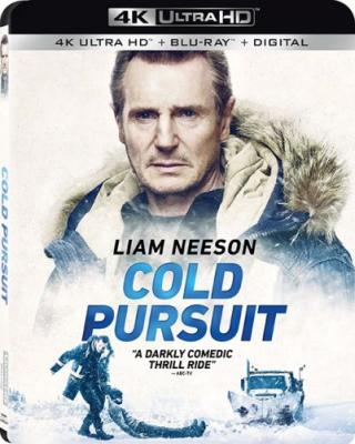 Снегоуборщик / Cold Pursuit (2019) BDRip 2160p | HDR | iTunes