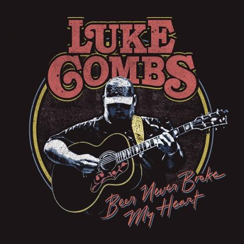 Luke Combs - Beer Never Broke My Heart Single (2019)