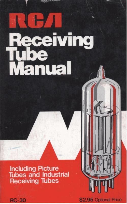 RCA Receiving Tube Manual 1975 [RCA]