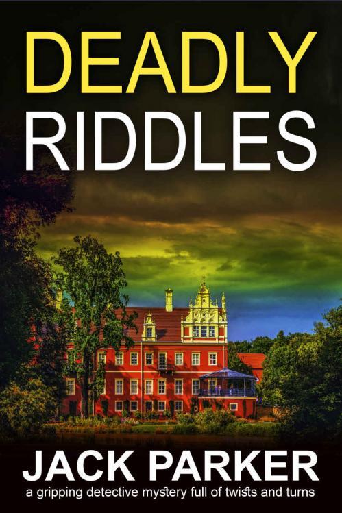 Deadly Riddles - Jack Parker
