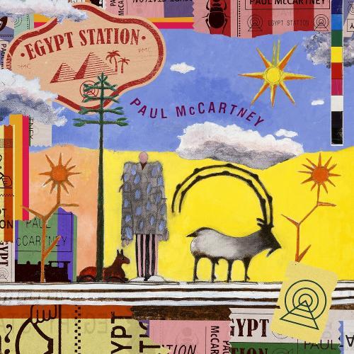 Paul McCartney - Egypt Station (Traveller's Edition) (2019)