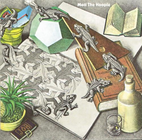 Mott The Hoople - The Atlantic Studio  Collection 1969   (2014) (1971)