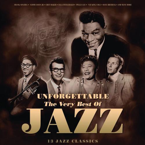 VA - Unforgettable - The Very Best of Jazz (2019)