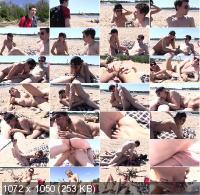 Pornolia - Kasia U - Seks na plazy nudystow (FullHD/1080p/1.08 GB)
