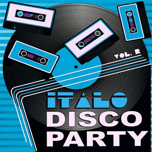Italo Disco Party Vol 2 (20 Original Versions) (2019)