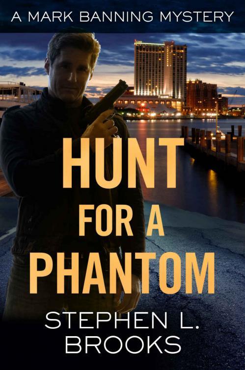 Hunt For A Phantom - Stephen L Brooks