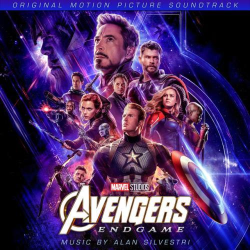 Alan Silvestri - Avengers Endgame (Original Motion Picture Soundtrack) 2019