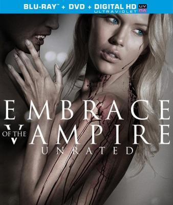 Объятия вампира / Embrace Of The Vampire (2013) BDRip 720p | iTunes