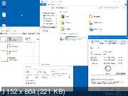 Windows 10 Enterprise LTSB x64 14393.2969 by Semit (ENG/RUS/UKR/2019)