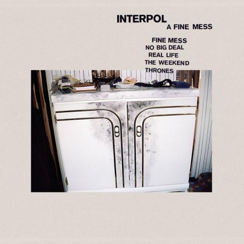 Interpol - A Fine Mess (2019)