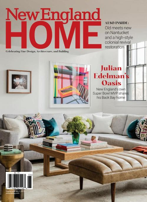 New England Home - May-June (2019)