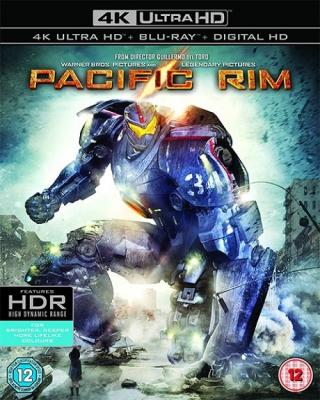 Тихоокеанский рубеж / Pacific Rim (2013) BDRip 2160p | HDR