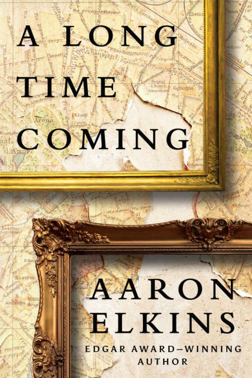 A Long Time Coming - Aaron Elkins