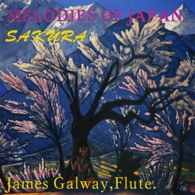 James Galway - Sakura (Melodies Of Japan) (1988) [FLAC]