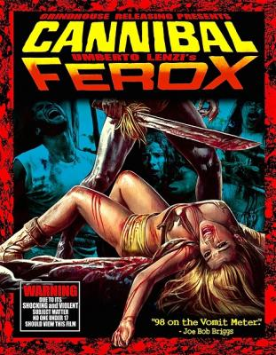 Каннибалы / Cannibal ferox (1981) BDRip 1080p