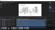 Хардкорный курс по анимации с помощью экспрешнов в After Effects (2019) PCRec