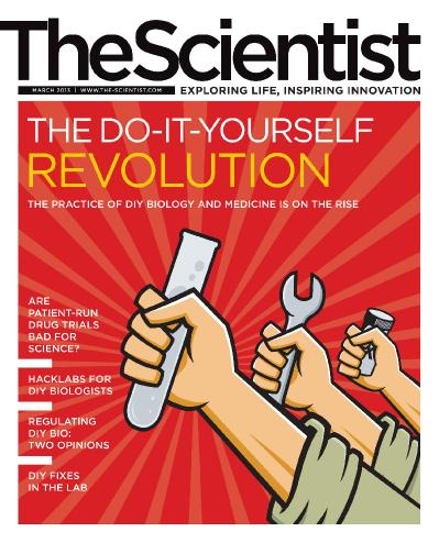 The Scientist March (2013)