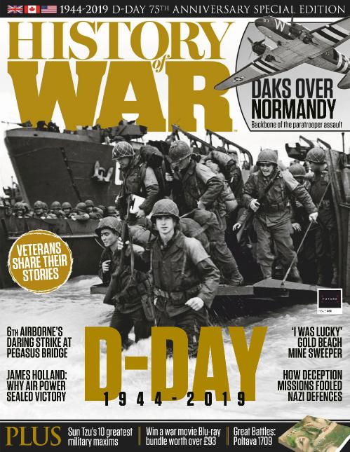 History of War Magazine - Issue 68 - June 2019 PDF