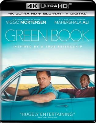 Зелёная книга / Green Book (2018) Blu-Ray 2160p | HDR | Custom