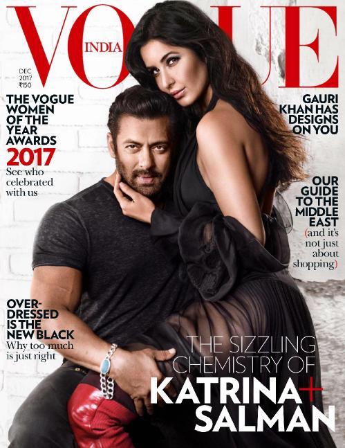 Vogue India December (2017)