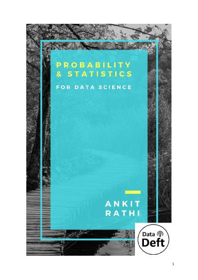 Probability & Statistics for Data Science