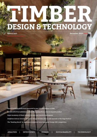 Timber Design Technology Middle East December (2018)