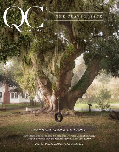 QC Exclusive Magazine - April (2019)