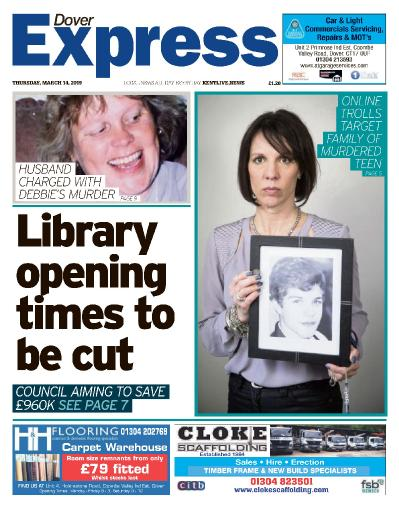 Dover Express - March 14, (2019)