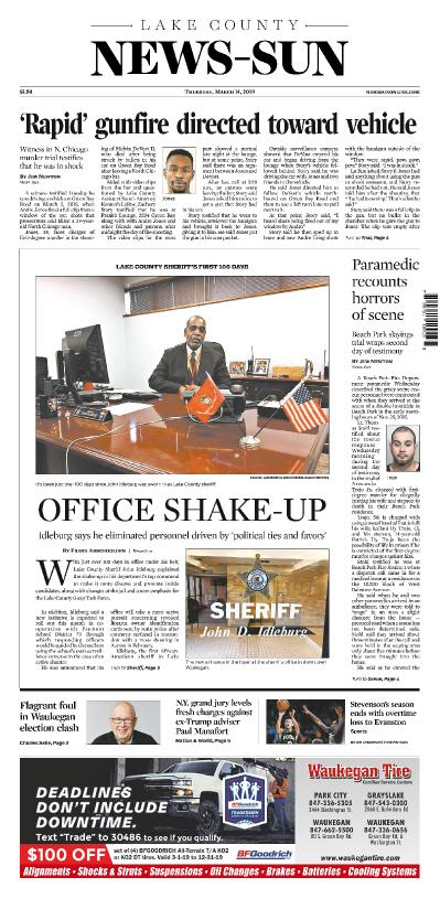 Lake County News-Sun - March 14, (2019)