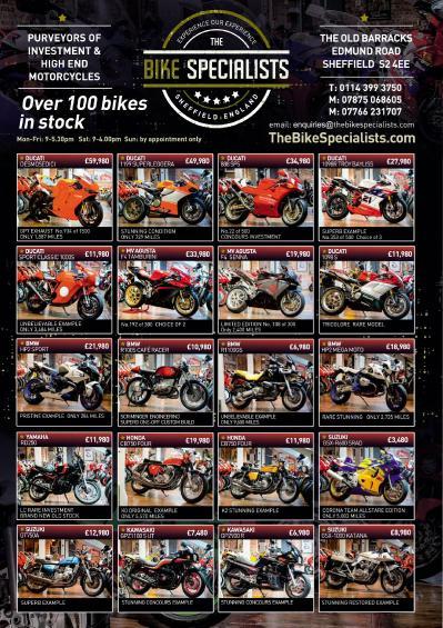 Classic Motorcycle Mechanics - June (2019)