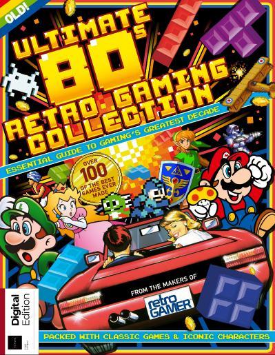 Ultimate 80s Retro Gaming Collection
