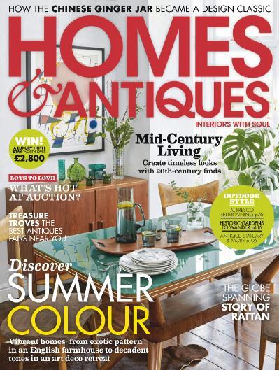 Homes  Antiques - July (2019)