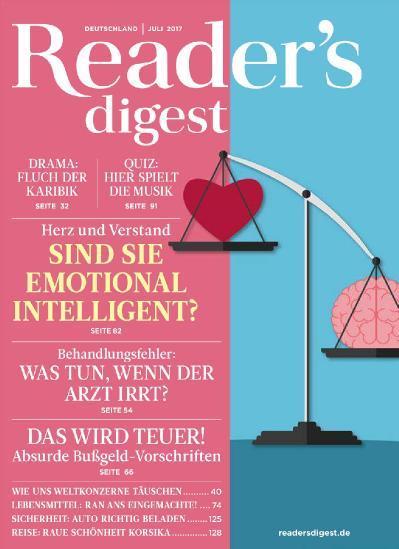 Reader s Dige Germany  Juli (2017)