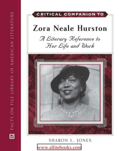 Critical Companion to Zora Neale Huron