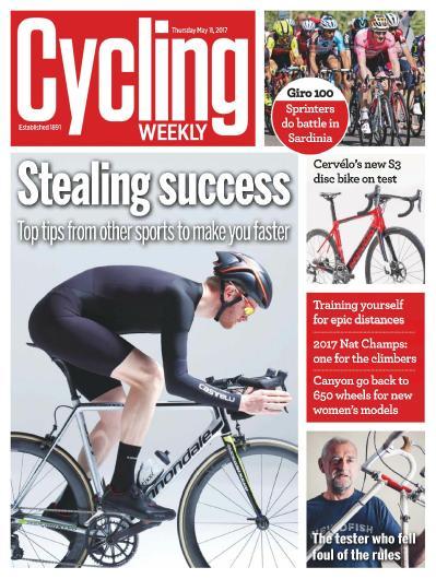 Cycling Weekly  May 11 (2017)