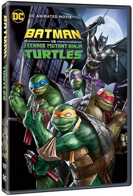Бэтмен против Черепашек-ниндзя / Batman vs. Teenage Mutant Ninja Turtles (2019) WEB-DL 1080p