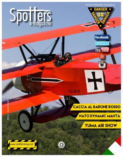 Spotters Magazine No 38  (2019)