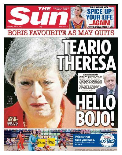 The Sun UK - 25 May (2019)