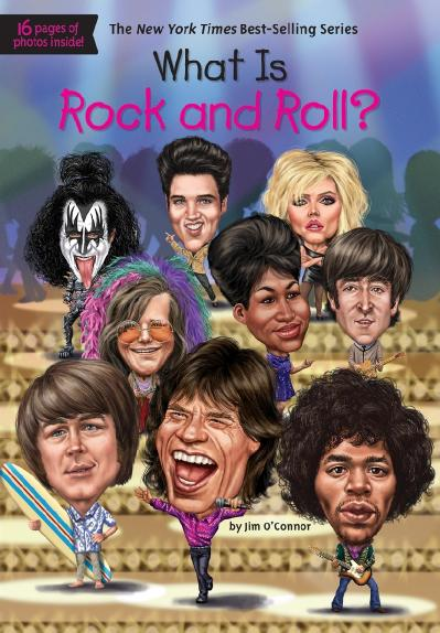 What Is Rock and Roll -Penguin Workshop (2017)
