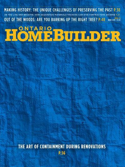 Ontario Home Builder - Reno (2019)
