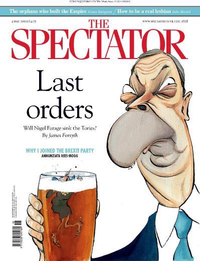 The Spectator - 04 05 (2019)