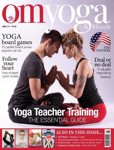 OM Yoga amp amp Lifeyle - June 25 2015 UK