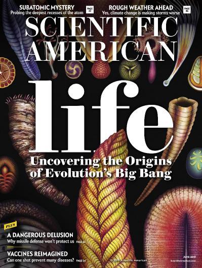 Scientific american life