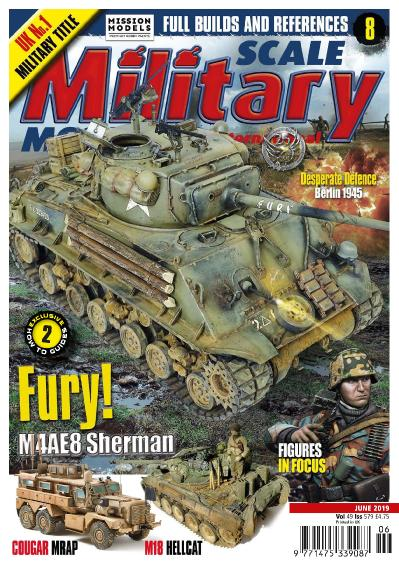 Scale Military Modeller International - June (2019)