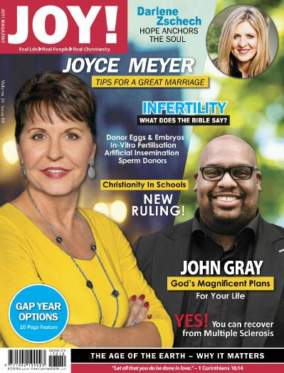 Joy 33 Magazine  October (2017)