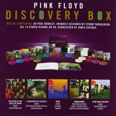 Pink Floyd - Discovery [16CD Box EMI Japan] (2011) FLAC