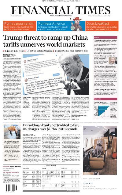 Financial Times UK - 07 05 (2019)